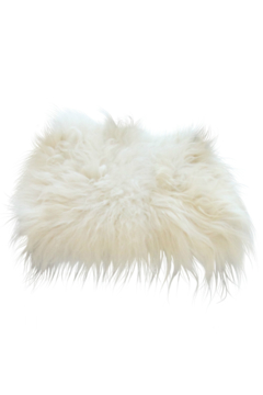 The Birds Nest ICELANDIC SHEEP FUR SEAT COVER - Alternate List Image