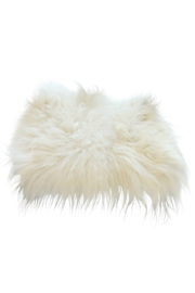 The Birds Nest ICELANDIC SHEEP FUR SEAT COVER - Product Mini Image