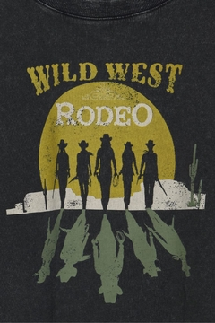 ICHI Rodeo T-Shirt - Alternate List Image