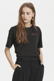 ICHI Sunflower Top - Front cropped