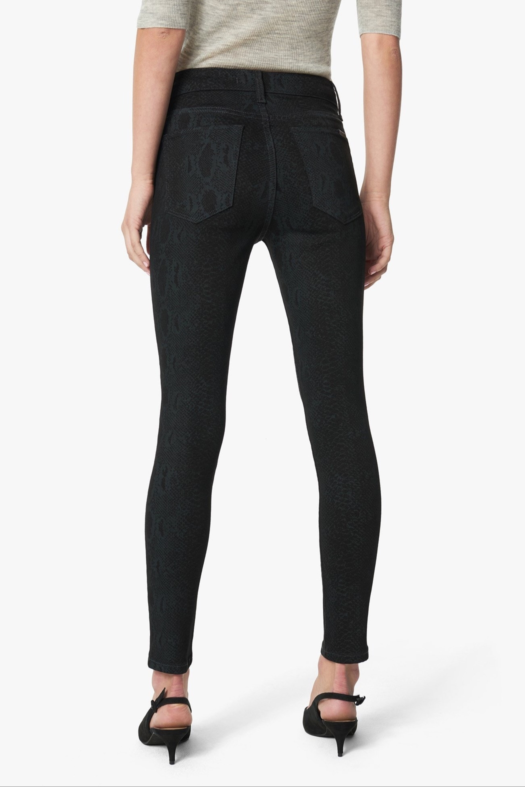 Joe's Jeans Icon Ankle Skinny Jean - Front Full Image