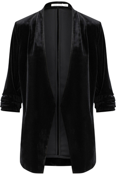 Shoptiques Product: Icon Velvet Blazer