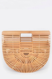 Hello 3am Iconic Bamboo Handbag - Product Mini Image