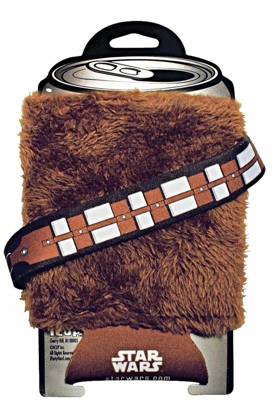ICUP Chewbacca Can Cooler - Main Image