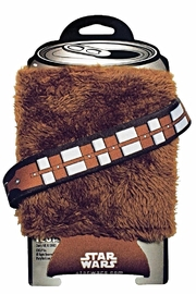 ICUP Chewbacca Can Cooler - Front cropped