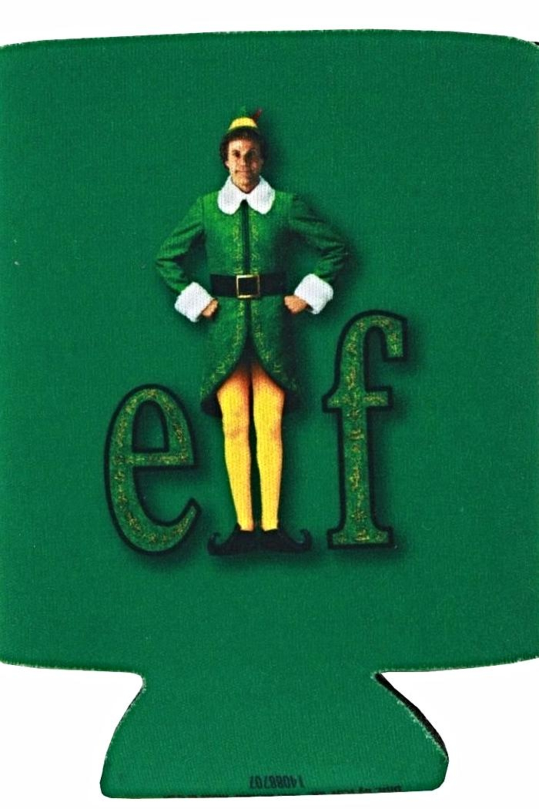ICUP Elf Can Cooler - Front Full Image