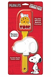 ICUP Snoopy Spatula Set - Product Mini Image