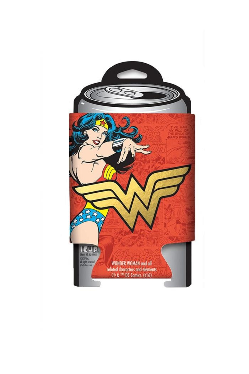 ICUP Wonder Woman Can Sleeve - Main Image