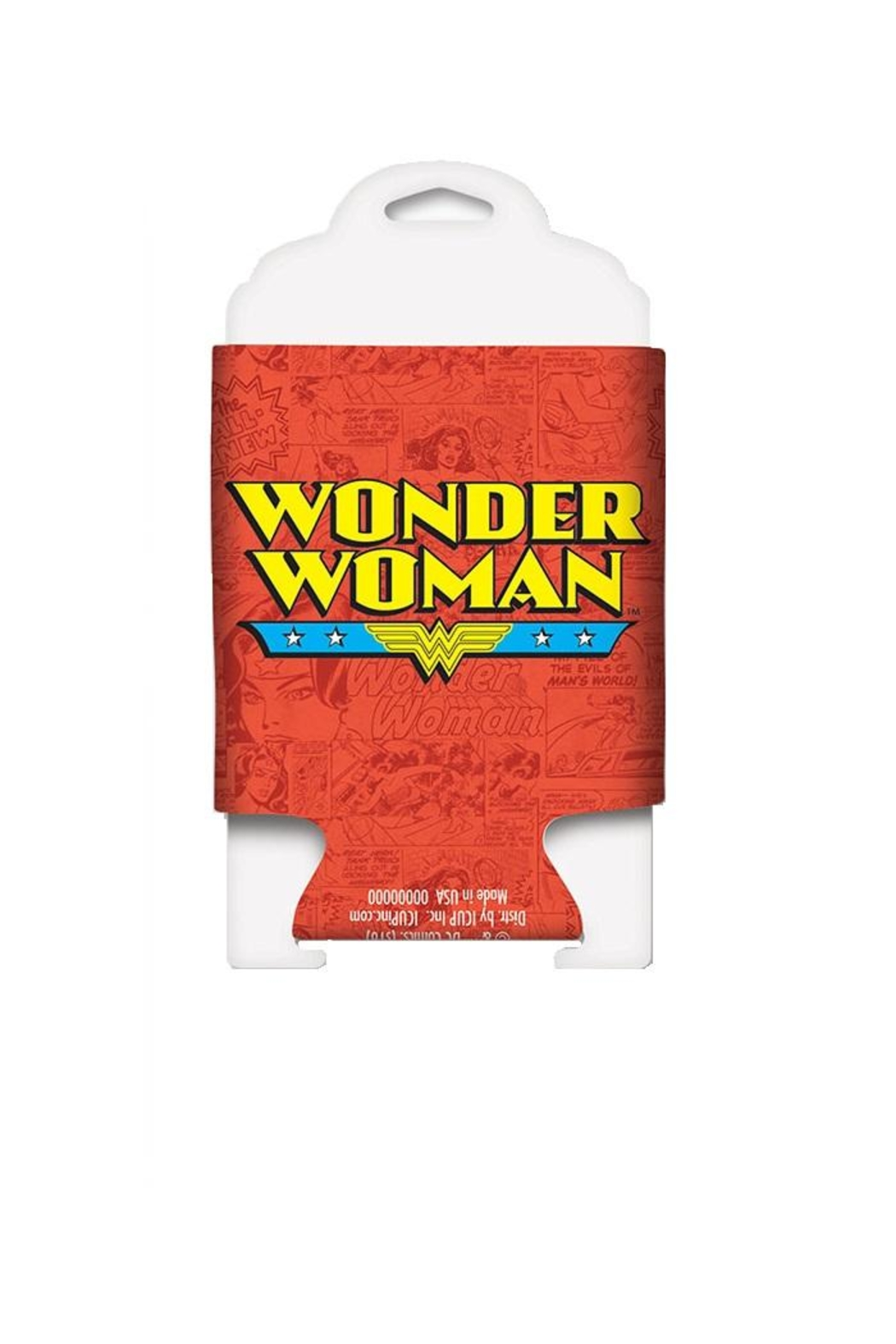 ICUP Wonder Woman Can Sleeve - Front Full Image