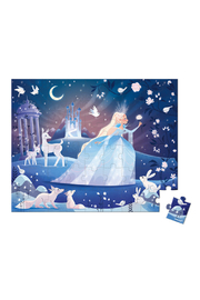 Janod  Icy Enchantment 54 Piece Puzzle - Front full body