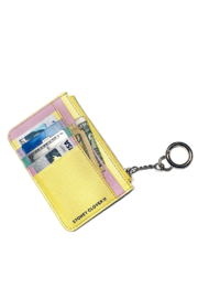 Stoney Clover Lane ID Holder-Iridescent Pastel - Product Mini Image