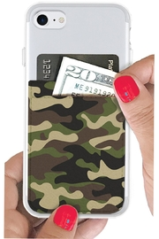 iDecoz Camo Phone Pocket - Product Mini Image