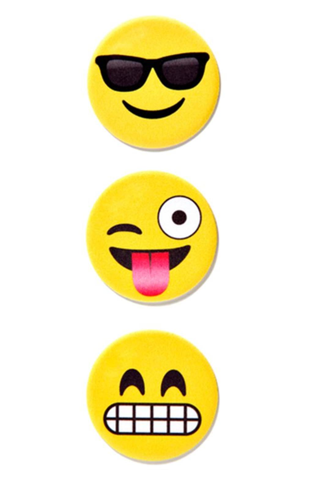 iDecoz Emoji Screen Cleaner - Front Cropped Image