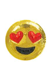 iDecoz Emoji Sequin Patch - Product Mini Image