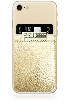 iDecoz Gold Phone Pocket - Product List Image