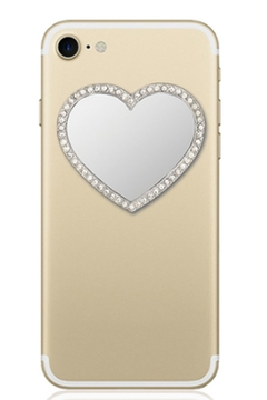 Shoptiques Product: Heart Selfie Mirror