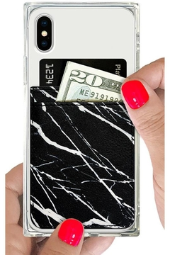 Shoptiques Product: Marble Phone Pocket