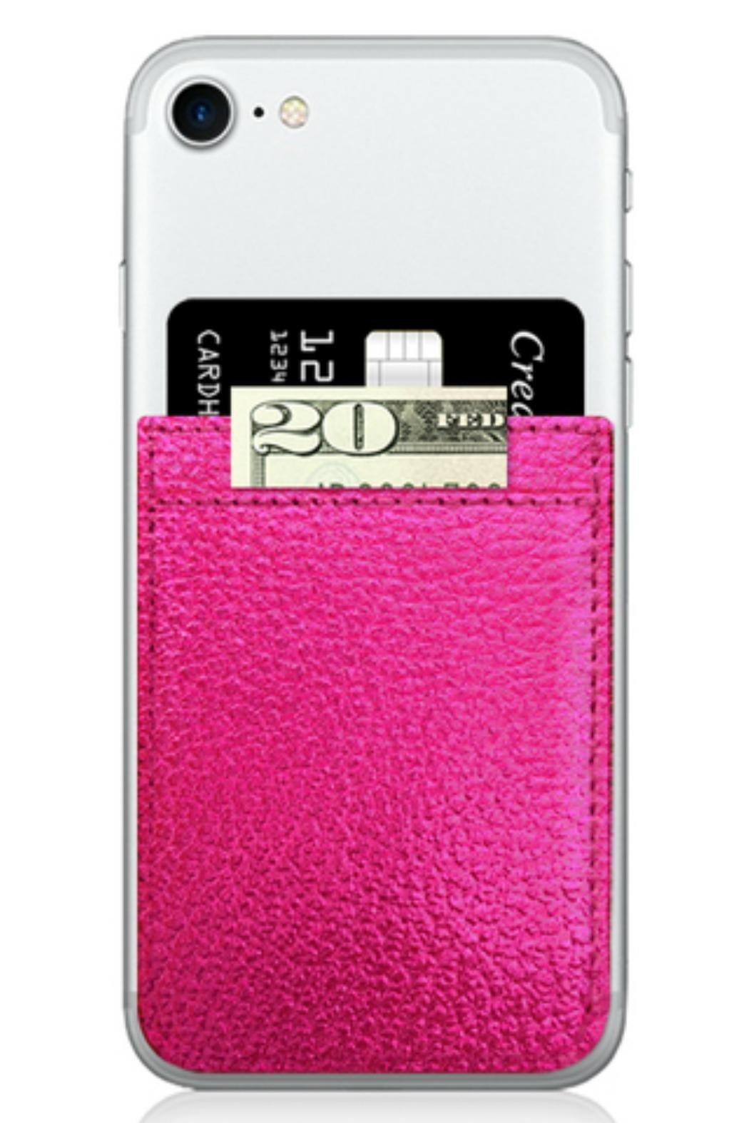 iDecoz Phone Pocket Wallet - Front Cropped Image