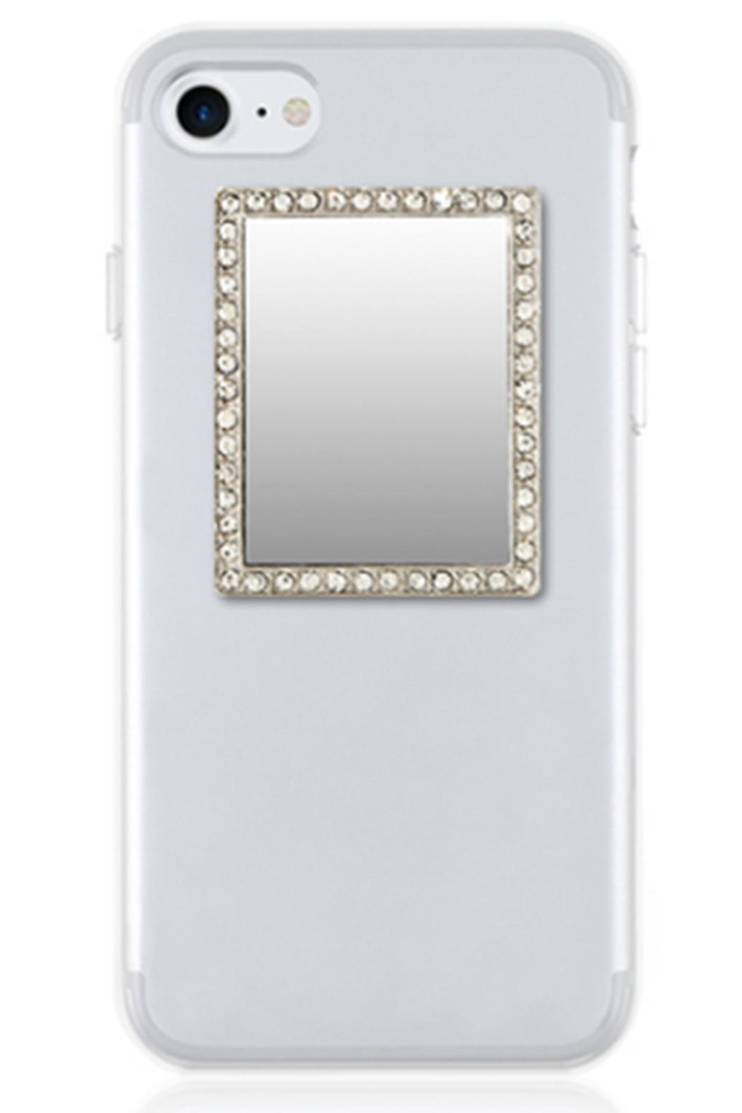 iDecoz Rectangle Selfie Mirror - Front Cropped Image
