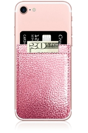 iDecoz Rose-Gold Phone Pocket - Product Mini Image