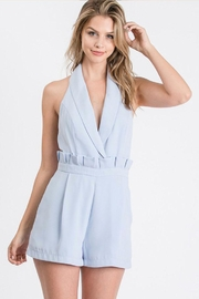 Idem Ditto  Halter Neck Romper - Product Mini Image