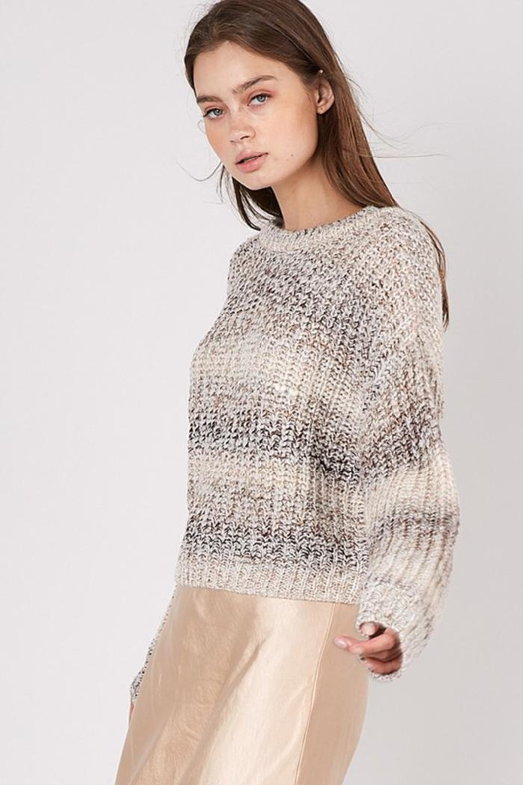 Idem Ditto  Multi Wear Sweater - Front Full Image