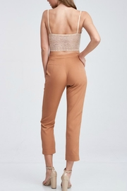 Idem Ditto  Pumpkin Spice Trousers - Front full body