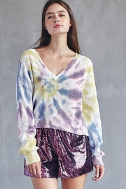 Idem Ditto  Tie Dye Sweater - Product Mini Image