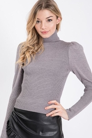 Idem Ditto  Turtle Neck Sweater - Product Mini Image