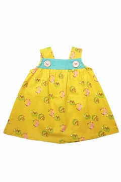 ie Baby Button Dress - Product List Image