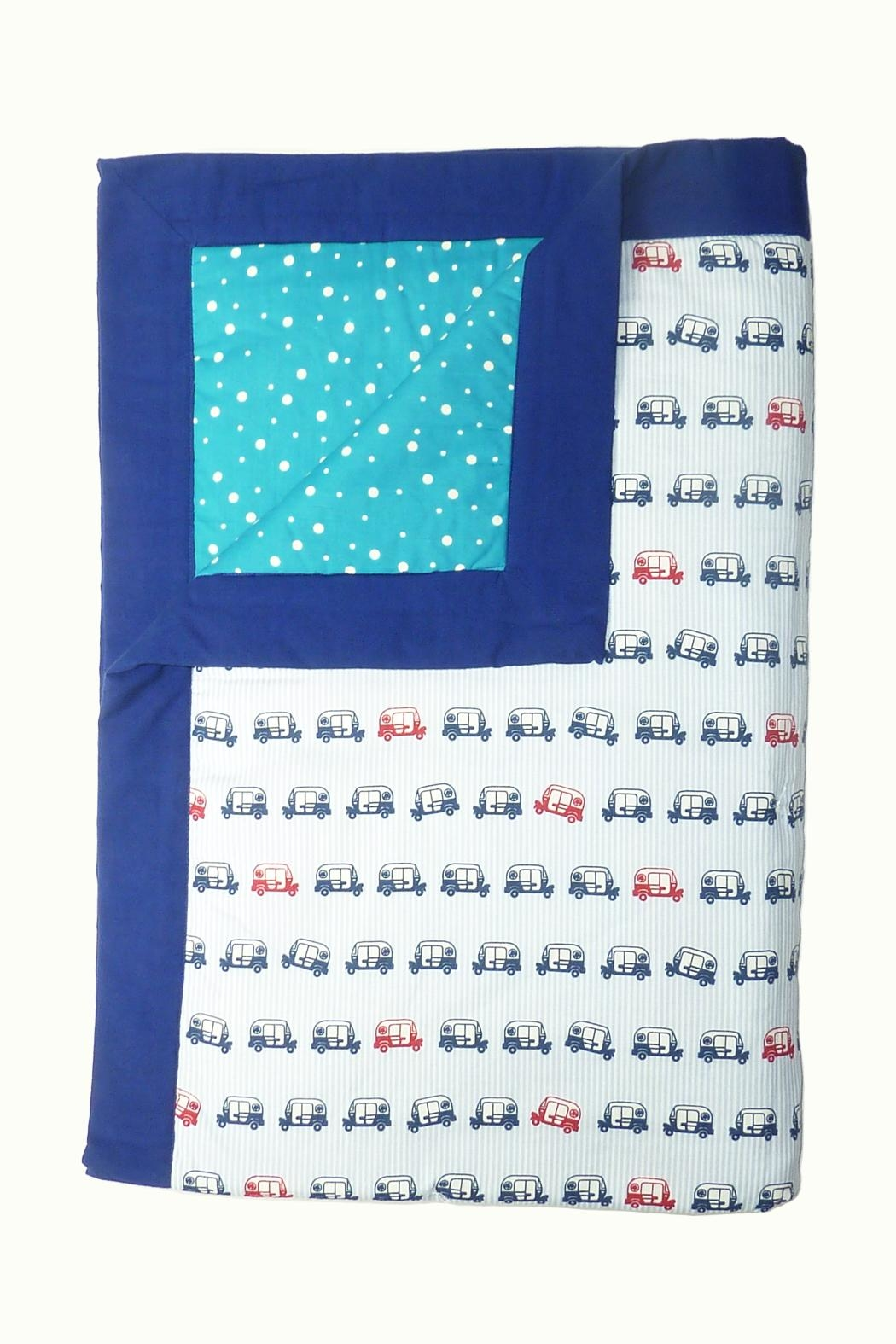ie Baby Quilt L - Main Image