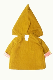 ie Coat With Hood - Back cropped