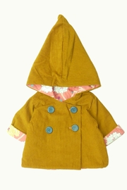 ie Coat With Hood - Side cropped
