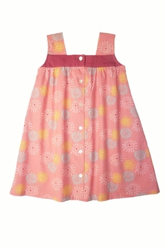 ie Kids Button Dress - Alternate List Image