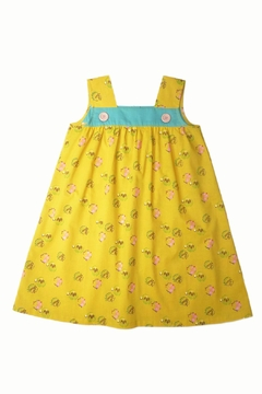 ie Kids Button Dress - Product List Image
