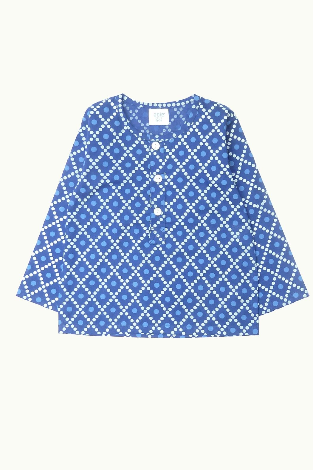 ie Kurta Top - Front Cropped Image