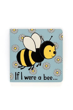 Jellycat  IF I WERE A BEE BOOK - Alternate List Image