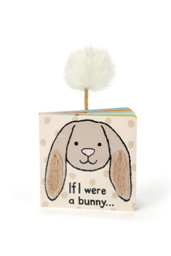 Shoptiques Product: IF I WERE A BUNNY BOOK
