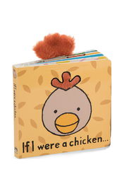 Jellycat If I Were a Chicken Book - Product Mini Image
