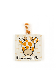 Jellycat If I Were A Giraffe Book - Product Mini Image