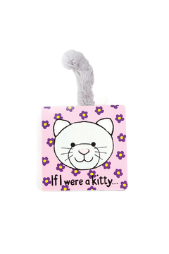 Jellycat If I Were A Kitty Book - Product List Image