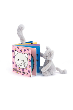 Jellycat If I Were A Kitty Book - Alternate List Image