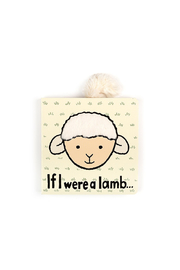 Jellycat If I Were A Lamb Book - Product Mini Image