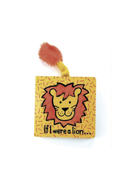 Jellycat If I Were A Lion Book - Product Mini Image