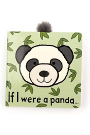 Jellycat  IF I WERE A PANDA BOOK - Product Mini Image