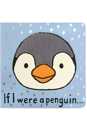 Jelly Cat If I Were A Penguin - Product Mini Image