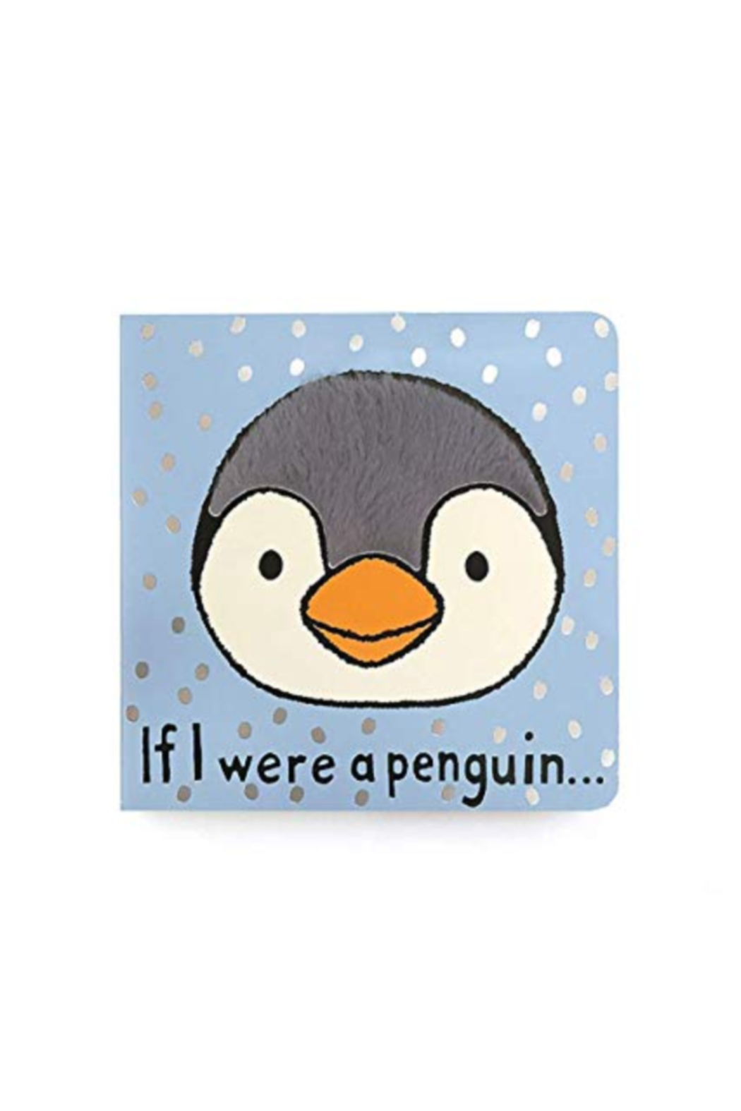 Jellycat IF I WERE A PENGUIN BOOK - Main Image
