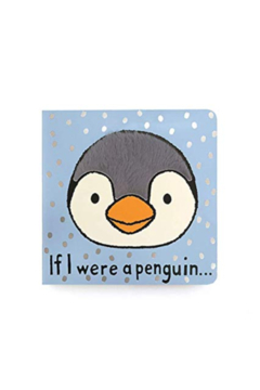 Jellycat IF I WERE A PENGUIN BOOK - Product List Image