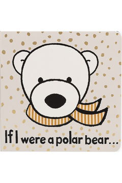 Jellycat If I Were A Polar Bear - Product List Image