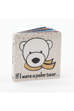 Jellycat IF I WERE A POLAR BEAR BOOK - Product List Image